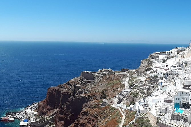 Amazing sightseeing in Santorini 2020