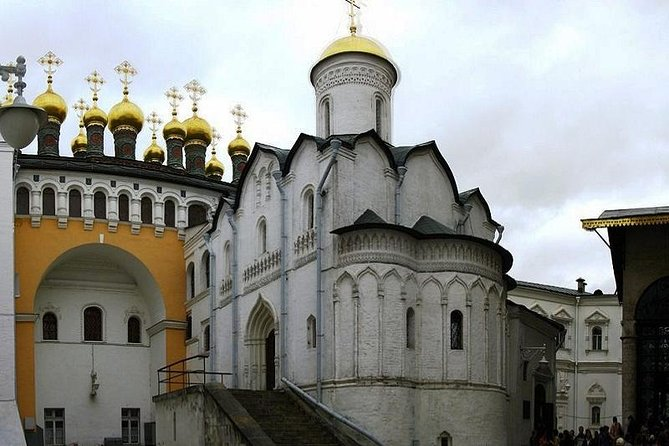 Instant Private Kremlin Tour - Moscow's Heart In Just Three Hours