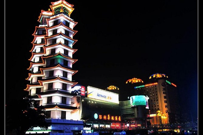 Zhengzhou By Night: Erqi Square and Market Tour photo 6
