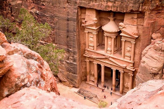 Petra 1 day from Eilat privet tour
