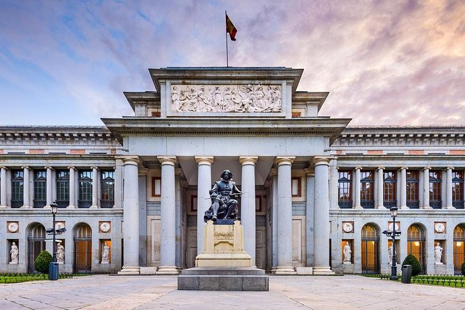 Prado Museum: Skip-the-Line & Self-Guided Tour with Downloadable Audio Guide