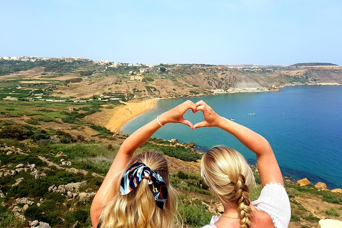 Hike Gozo, Swim Eat and Smile
