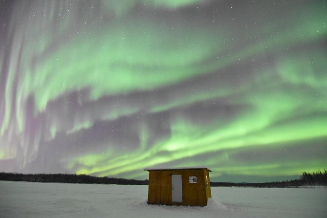 Aurora Borealis Viewing and Ice Fishing Adventure photo 9