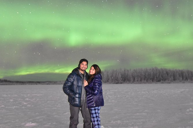 Aurora Borealis Viewing and Ice Fishing Adventure photo 4