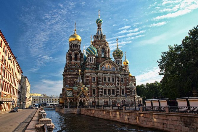 The Church of the Savior on Spilled Blood (Hotel pick up and drop off included) photo 1