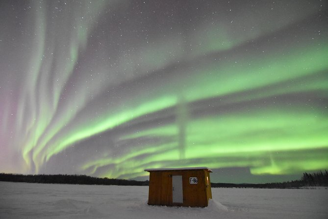 Aurora Borealis Viewing and Ice Fishing Adventure photo 7
