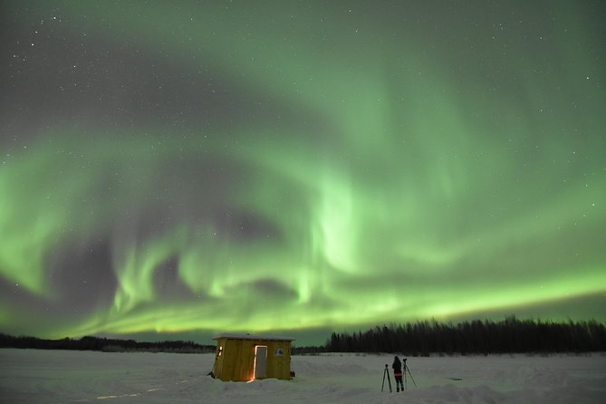Aurora Borealis Viewing and Ice Fishing Adventure photo 10