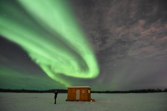 Aurora Borealis Viewing and Ice Fishing Adventure photo 8