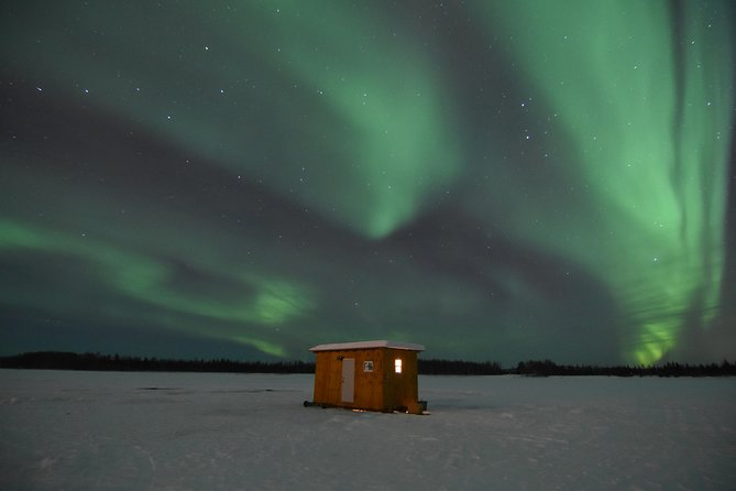 Aurora Borealis Viewing and Ice Fishing Adventure photo 3