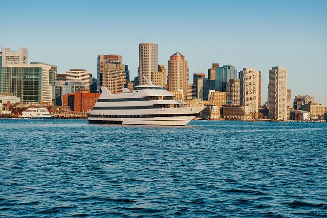 Centro Assistenza Came.Spirit Of Boston Sunset Dinner Cruise Con Buffet