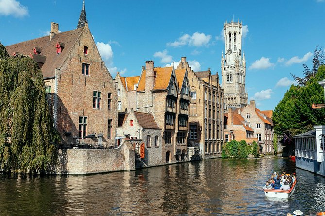 Withlocals Your Way! - Bruges 100% Personalised City Tour