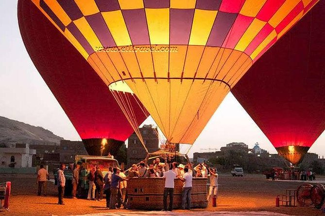 3 days Cairo,luxor,Aswan with tours,balloon,abu simbel by plane From Cairo
