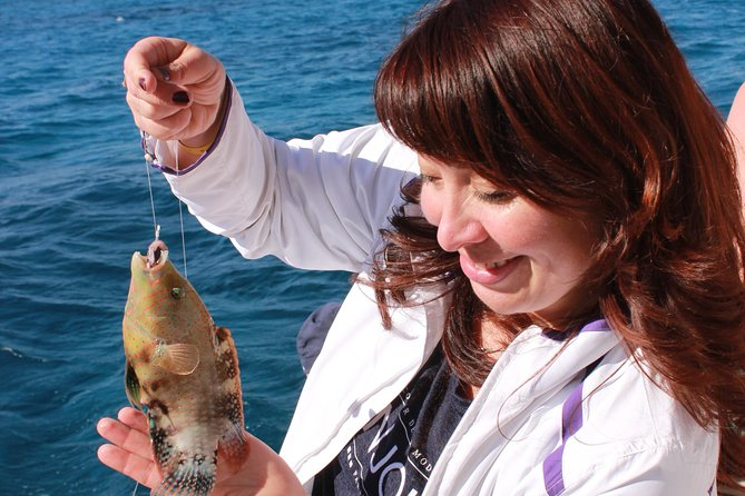 Professional Fishing Boat and Snorkeling Sea Trip - Hurghada