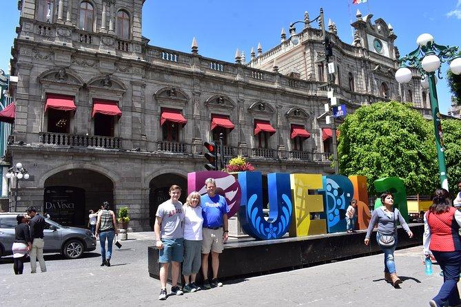 Puebla y Cholula experience (2 days private tour)