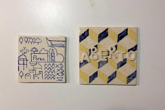 Make Your Own Traditional Porto Tile photo 8