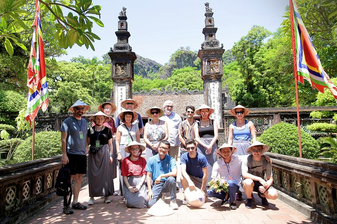 Hoa Lu - Trang An 1 Day Tour From Hanoi
