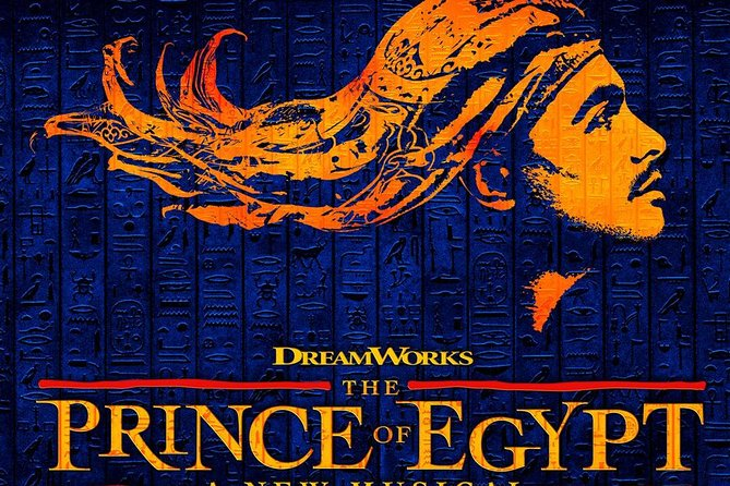 Prince of Egypt in London