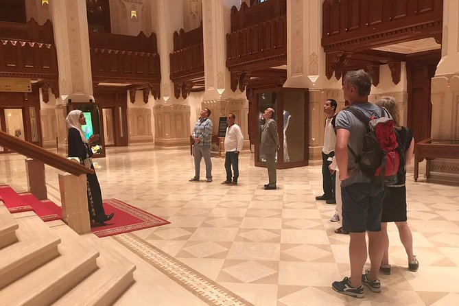 Full-Day Muscat City Tour