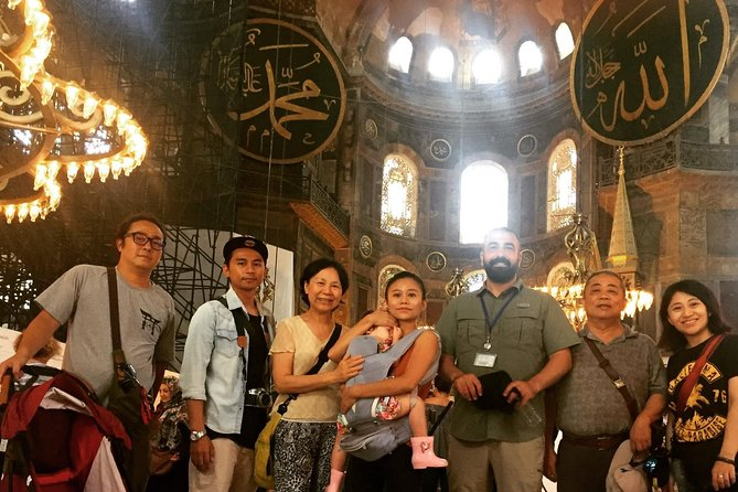 Hagia Sophia tour & Fast track