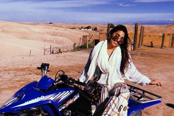 Agafay - The Closest Desert .