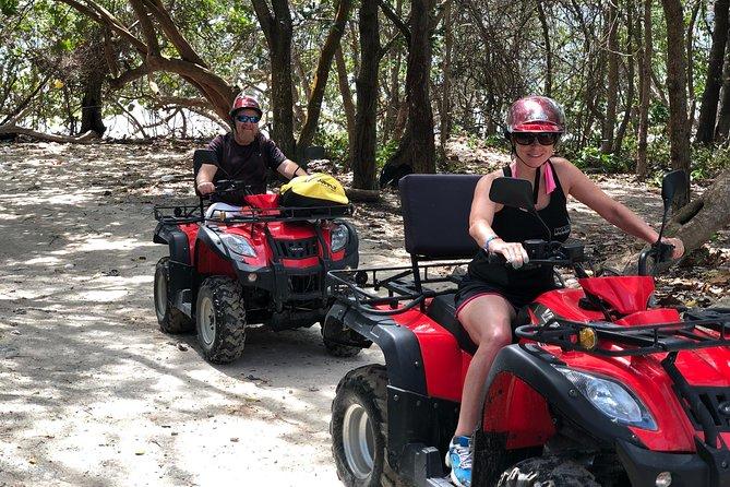 XDream Adventure: Damajagua Waterfalls, ATV, Zip Lines, Horseback Riding & Pool