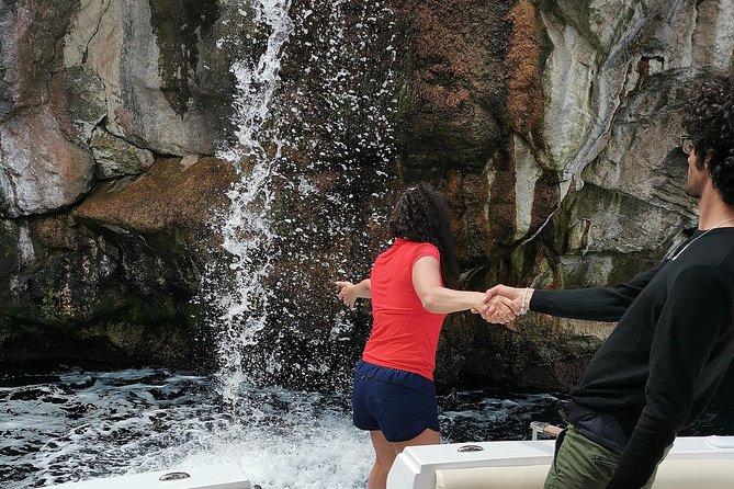 Capri shared boat tour from Sorrento