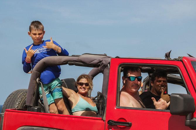 Aruba Jeep's Rental