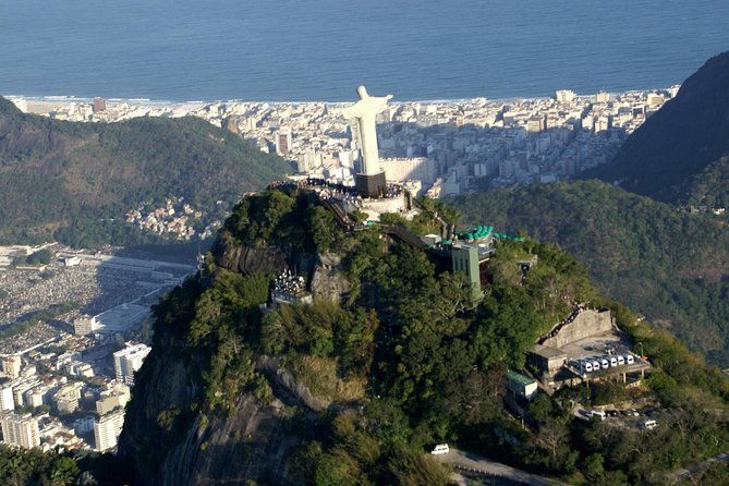 Rio Shore Excursion: Skip The Line to Christ Redeemer by Train Half-Day Tour