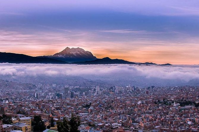 City Tour La Paz and Valley of the Moon - Bolivia