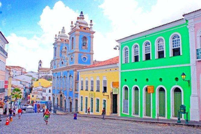 City Tour Histórico - Half Day em Salvador