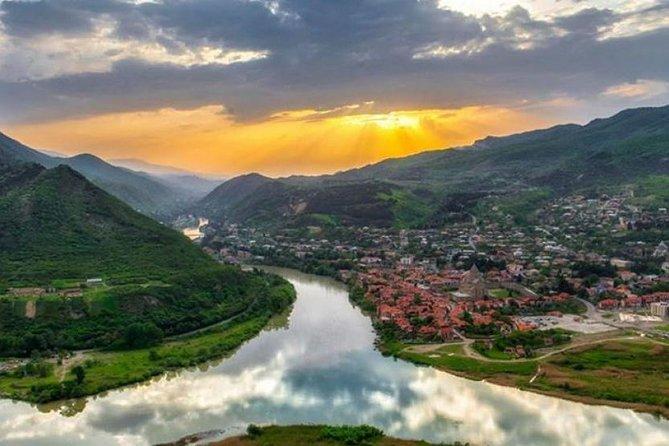 Mtskheta , Gori , Uplistsikhe Tour