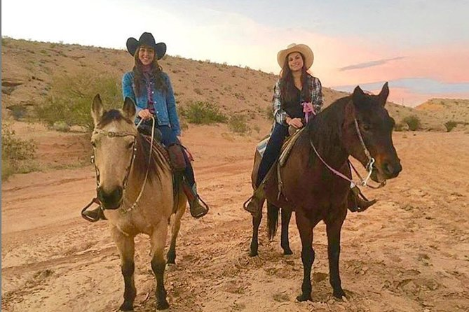 Wild West Sunset Horseback Ride with Dinner from Las Vegas photo 7