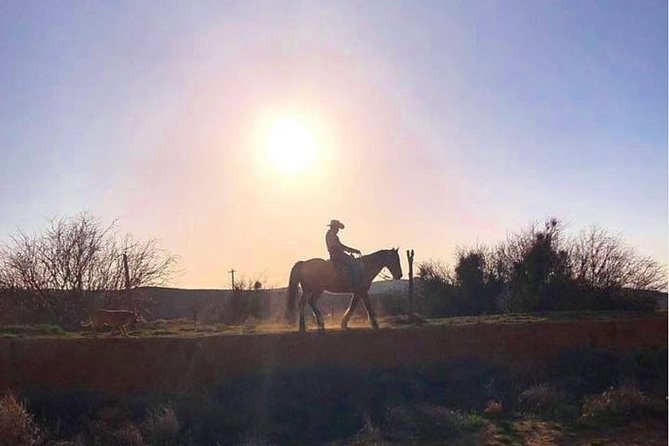 Wild West Sunset Horseback Ride with Dinner from Las Vegas photo 11