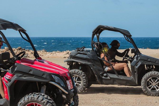 UTV's Sightseeing Aruba Tour