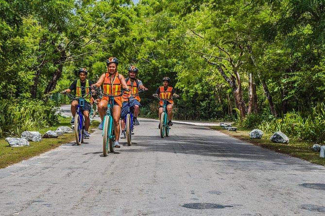 E-Bike Adventure in Cozumel - West Side Ride N' Snorkel