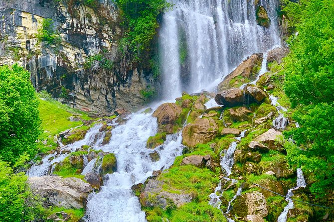 "Off Road Albania Tours Hiking to ""Becka""(SOTIRA) Waterfall- Tomori Mount(ARG)"