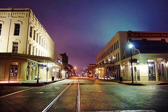 Galveston Red Light District Tour