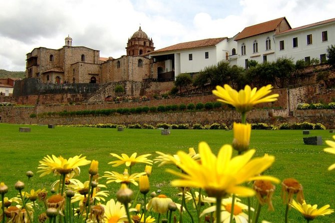 Afternoon: Cusco City halfday tour