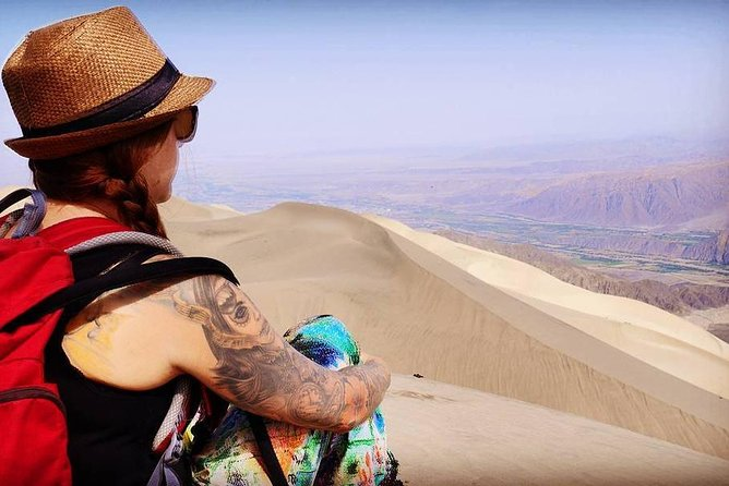 Cerro Blanco: Hiking and Adventure in the tallest Sand Dune in the World