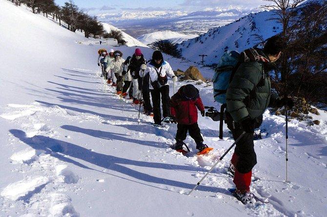 Mendoza: Hiking with snowshoes, Mendoza, ARGENTINA