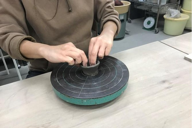 Ceramics Experience Molding Only Course (No finished product)