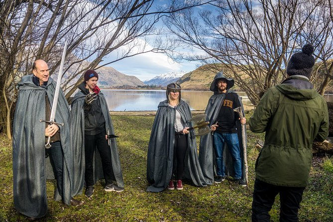 Lord of the Rings Half Day Tours - Touching Middle Earth