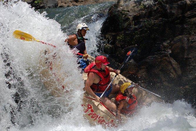 Class III & IV White Water Rafting in Guanacaste