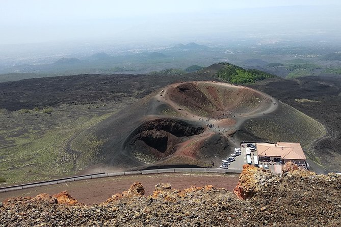 Half-Day Small-Group Etna Trekking Tour