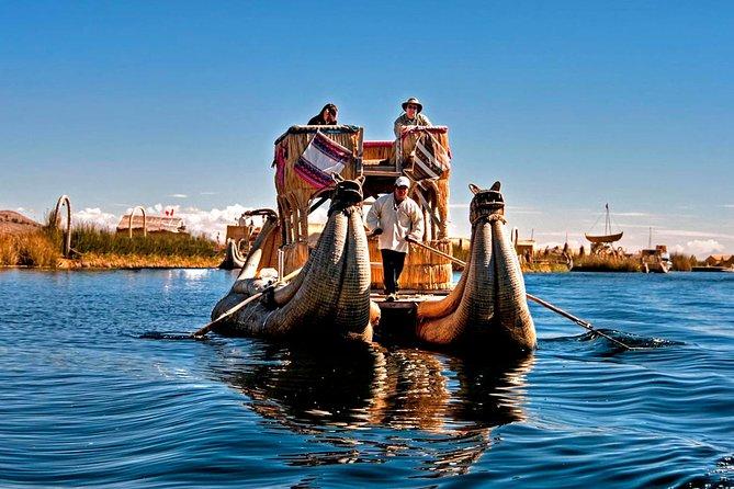 Lake Titicaca (Day Trip) Uros&Taquile