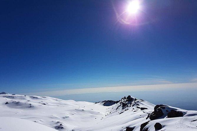 Kilimanjaro Hike via 7-Days Rongai route