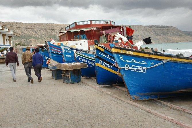 Group excursion to Essaouira