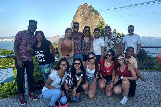 Full day tour in Rio de Janeiro