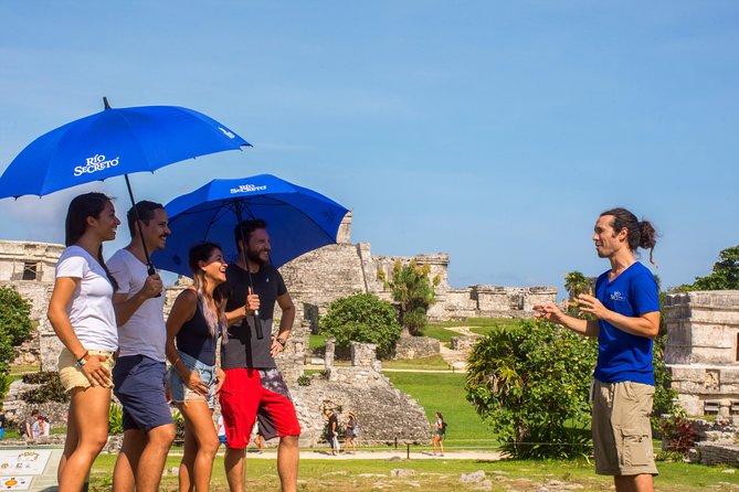 Rio Secreto and Tulum Tour from Riviera Maya