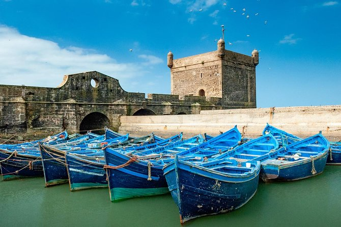One day trip in Mogador( Essaouira) - 1 Day